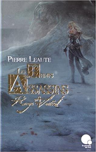 LES TEMPS ASSASSINS tome 1 : ROUGE VERTICAL de Pierre Léauté 41prgq10