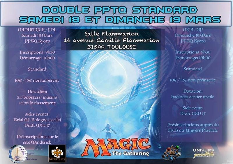 double PPTQ standard samedi 18 et dimanche 19 Mars Affich10