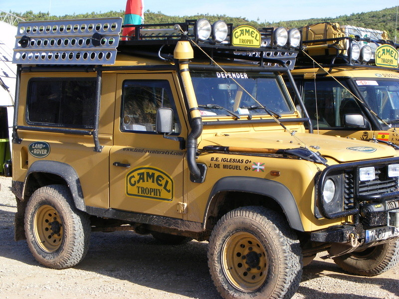 Land CAMEL TROPHY Img12510