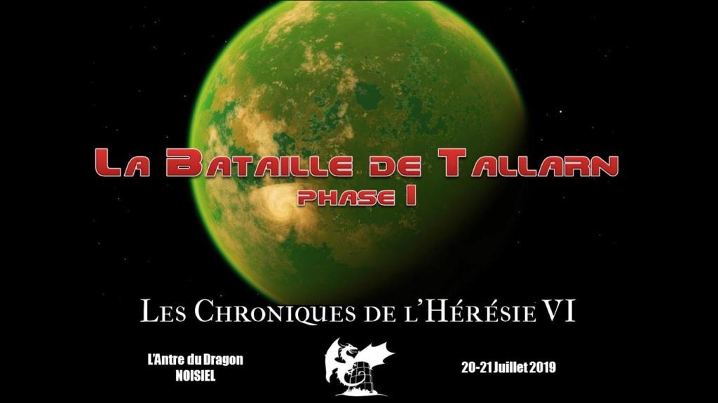 Chroniques de l'Hérésie Cycle 2 : la Bataille de Tallarn 20-21/07/2019 52935410