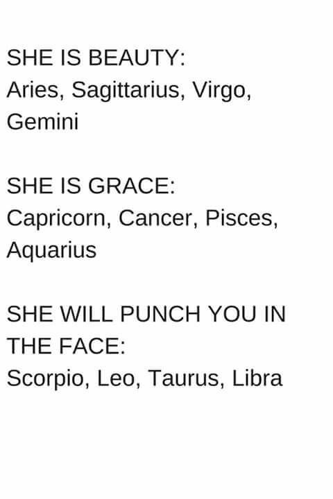Your Zodiac sign as...... Img_6634