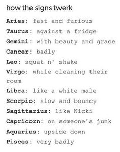 Your Zodiac sign as...... Img_6651