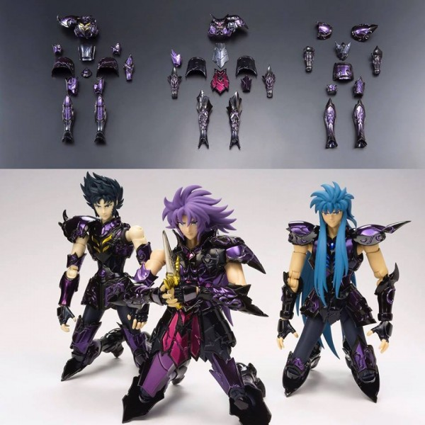 Myth Cloth EX - Pack Surplis Broken (21/09/2017) B211