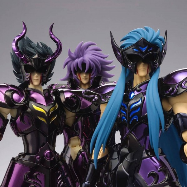 Myth Cloth EX - Pack Surplis Broken (21/09/2017) B411