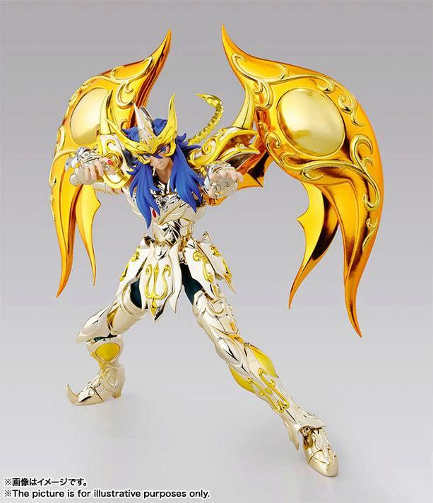 Myth Cloth EX Soul of Gold Milo du Scorpion (22/07/17) M111