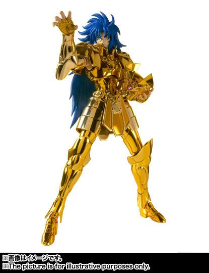 Myth Cloth EX Soul of Gold Saga des Gémeaux (20 mai 2017) S1610