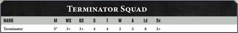 Warhammer 40k - la v8 se dévoile New40k12