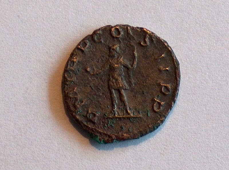 Identification romaine 14 Postumus IMP C POSTVMVS P F AVG P  14f10