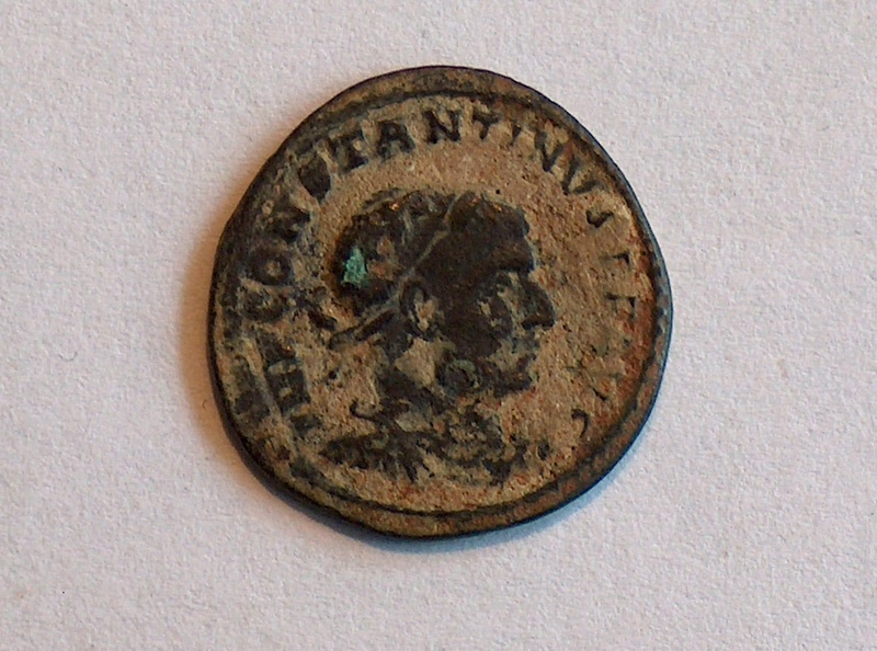 Identification romaine 15 Constantine IMP CONSTANTINVS PF AV 1510
