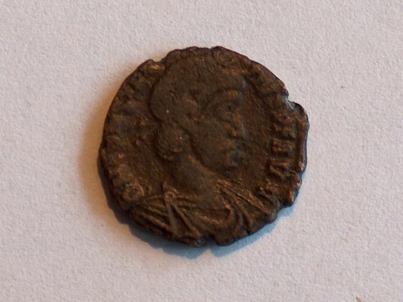Identification romaine 18 Constance II FEL TEMP REP 1810