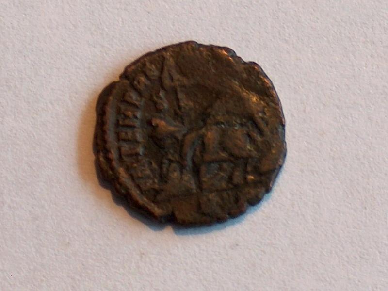 Identification romaine 18 Constance II FEL TEMP REP 18f10