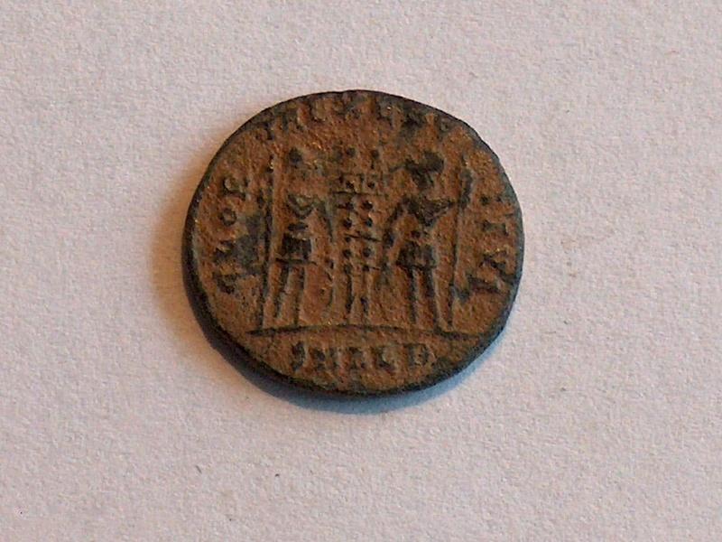Identification romaine 19 Constance II FL IVL CONSTANTIVS NO 19f10