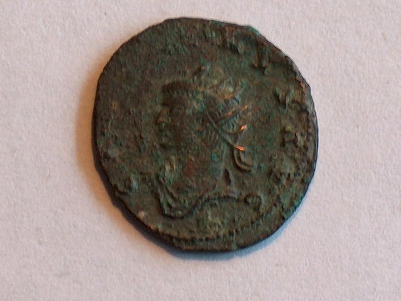 Identification romaine 20 Gallienus GALLIENVS AVG SALVS AVG  2010
