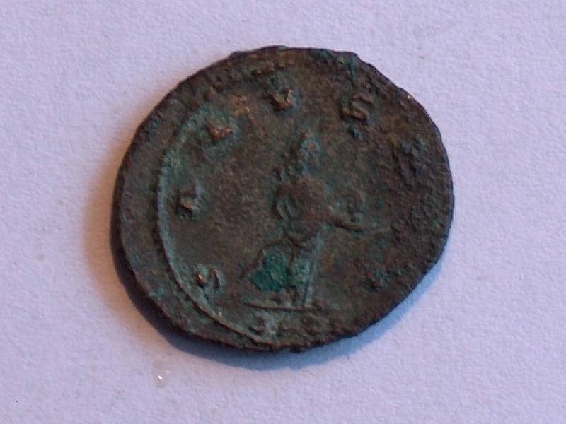 Identification romaine 20 Gallienus GALLIENVS AVG SALVS AVG  20f10