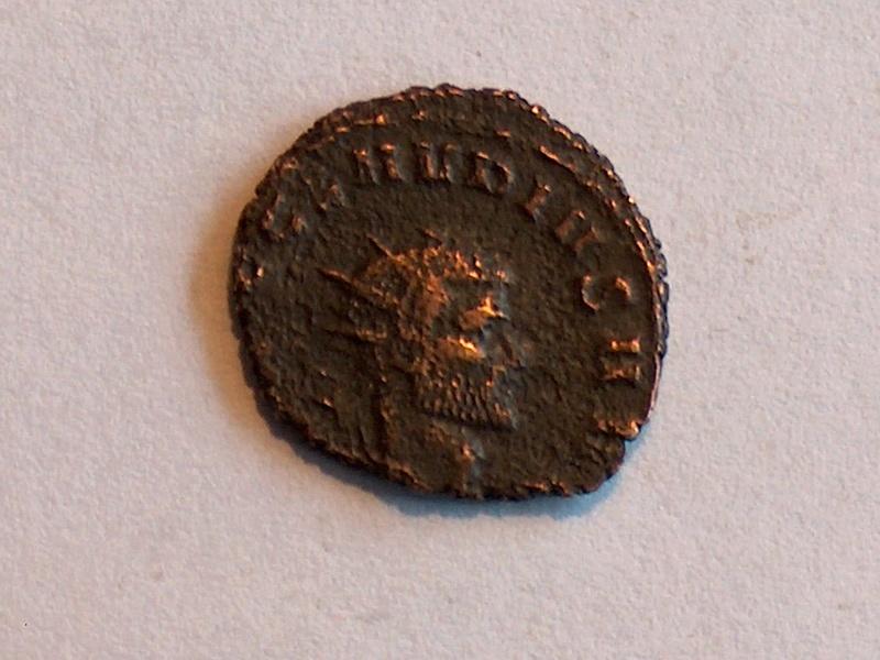 Identification romaine 22 IMP C CLAUDIUS AUG / MARS ULTOR 2210