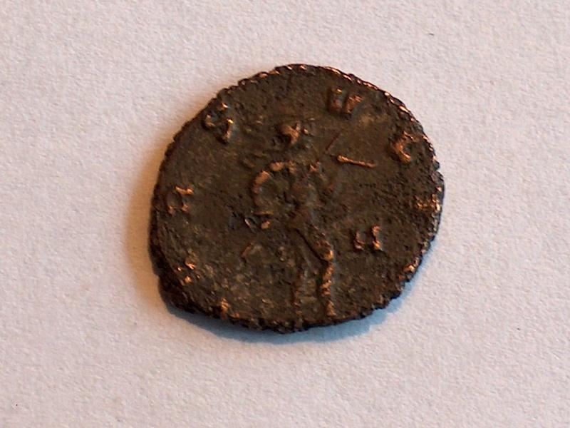 Identification romaine 22 IMP C CLAUDIUS AUG / MARS ULTOR 22f10