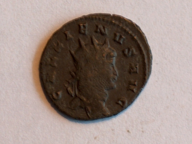 Identification romaine 25 Gallienus GALLIENVS AVG NEPTVNO CO 2510