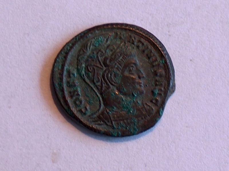 Identification romaine 26 Constantin Ier CONSTANTINUS AUG  V 2610