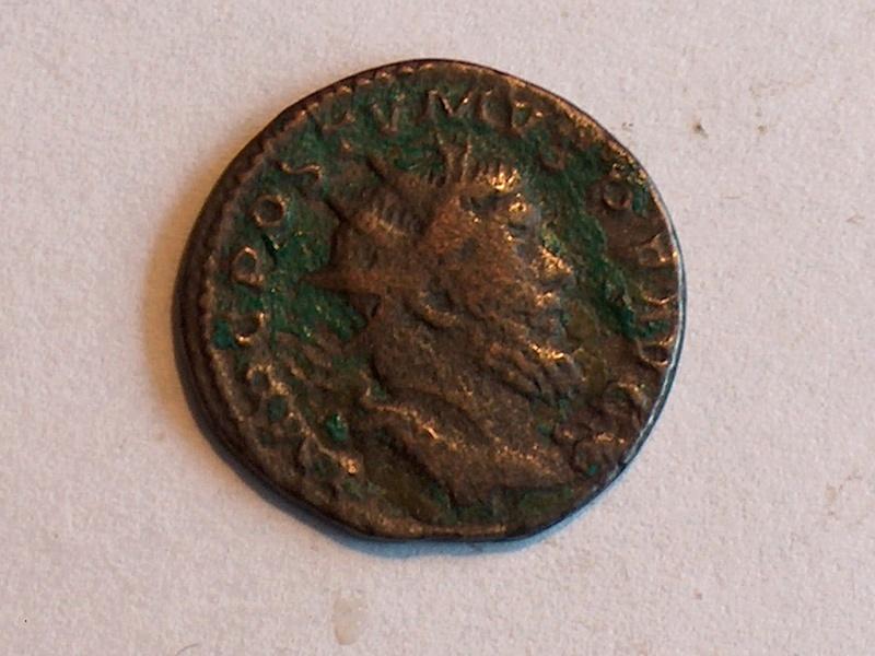 Identification romaine 27 Postume IMP C POSTUMUS PF AUG  FID 2710