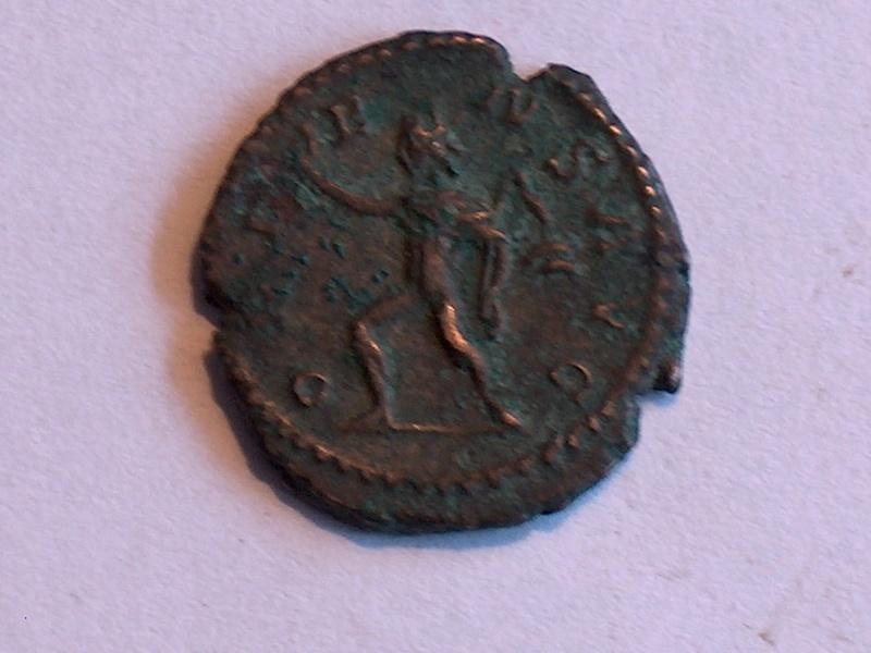Identification romaine 29 Postumus IMP C POSTUMUS AUG  O 29f10