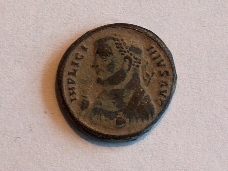 Identification romaine 30 IMP LICINIUS AUG / IOVI CONSERVATO 3010