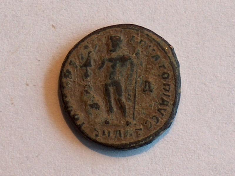 Identification romaine 30 IMP LICINIUS AUG / IOVI CONSERVATO 30f10