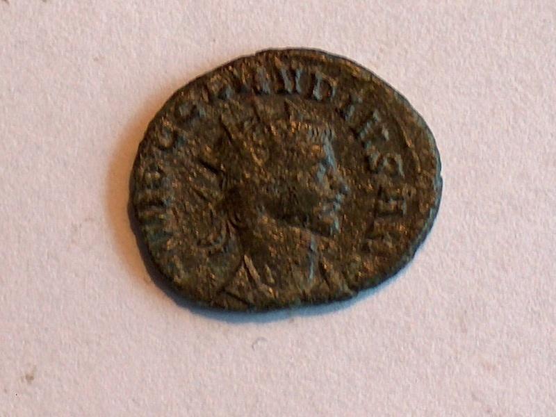 Identification romaine 31 IMP C CLAUDIUS /FIDES EXERCI  3110