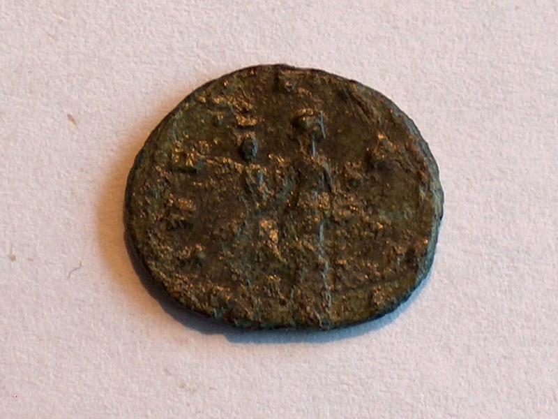 Identification romaine 31 IMP C CLAUDIUS /FIDES EXERCI  31f10