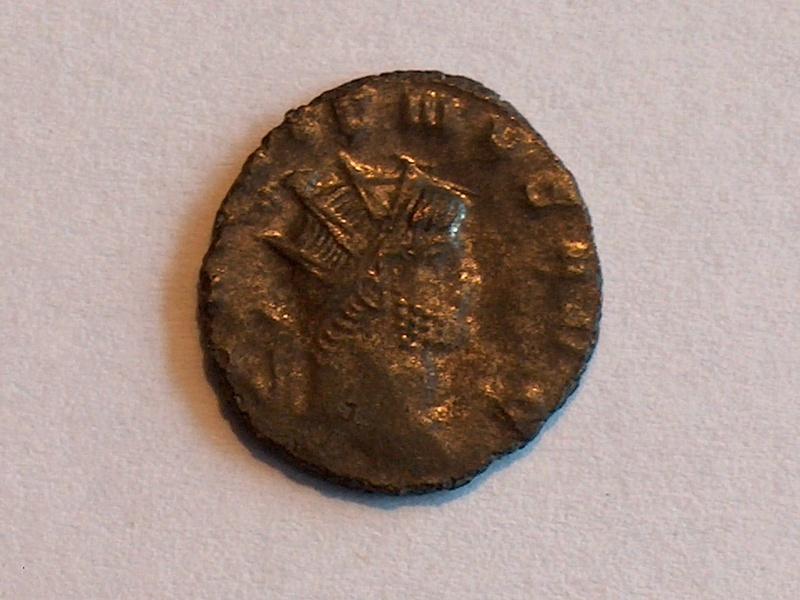 Identification romaine 33 GALLIEN GALLIENVS AVGAPOLLINI CON 3310