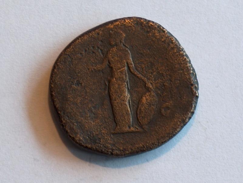 Identification romaine 2 Sesterce de Faustine II  Hpim0328