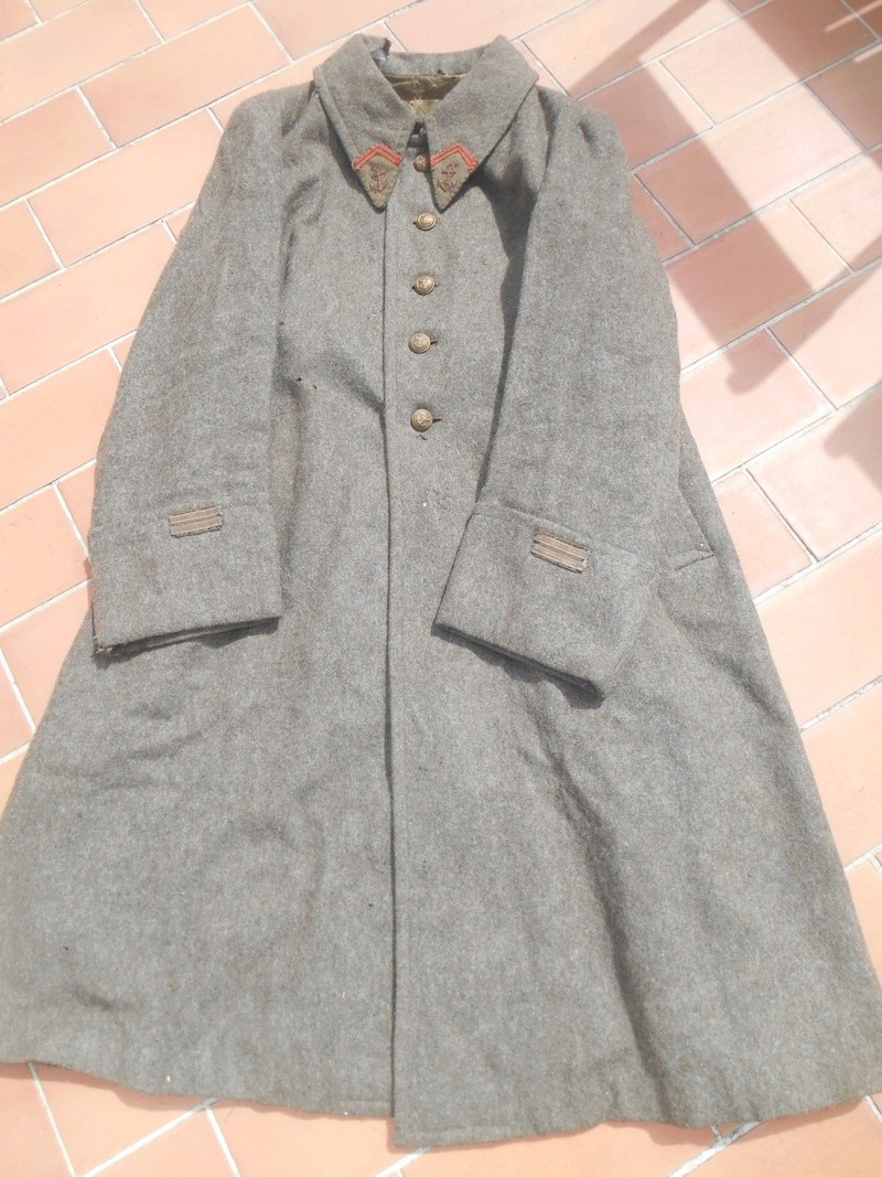 Manteau d'offcier de la Coloniale - prix spcial gourbi Dscn2040