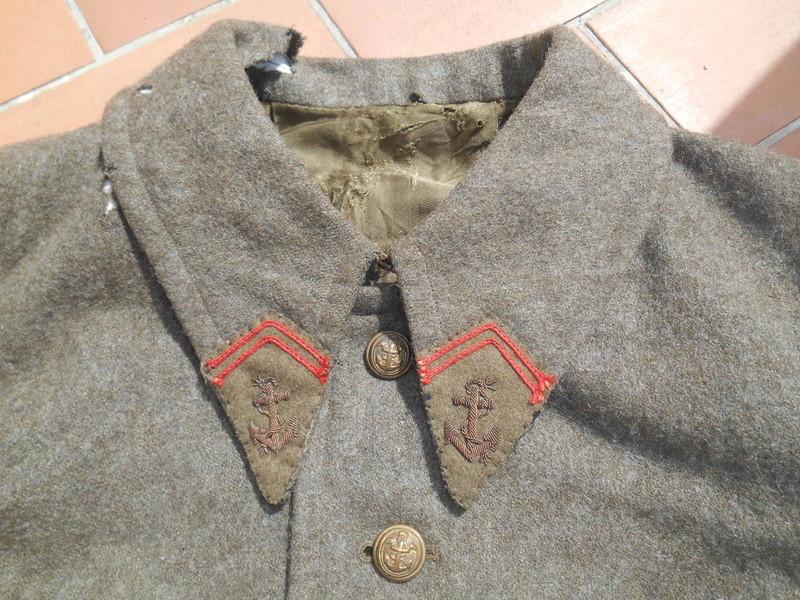 Manteau d'offcier de la Coloniale - prix spcial gourbi Dscn2042