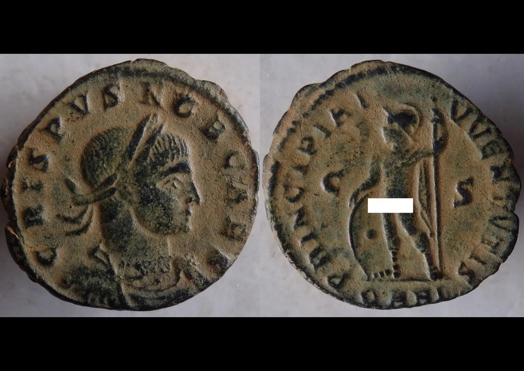 ID Crispus - Arles RIC.0 (Prince de la jeunesse) Crispu11