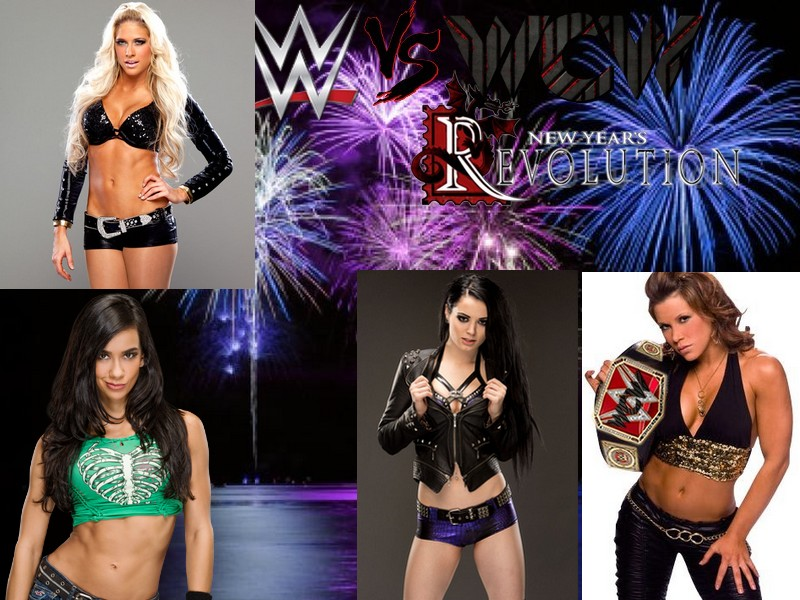 WWE vs WCW: New Year's Revolution (Times Union Center à Albany, New York) Aj_lee10