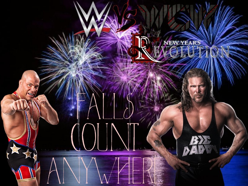 WWE vs WCW: New Year's Revolution (Times Union Center à Albany, New York) Angle_10