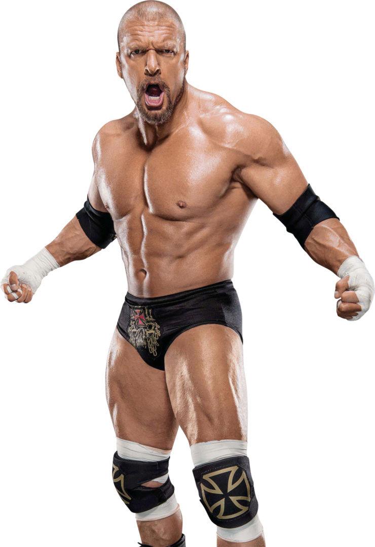 Roster WWE Triple10