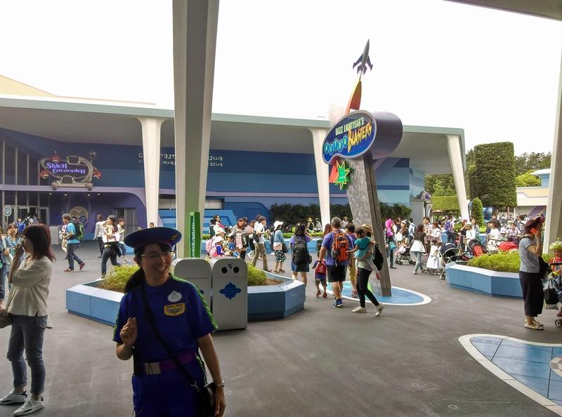 4,5 jours au coeur de la magie à Tokyo Disney Resort juin 2016 - Page 5 Imag0414