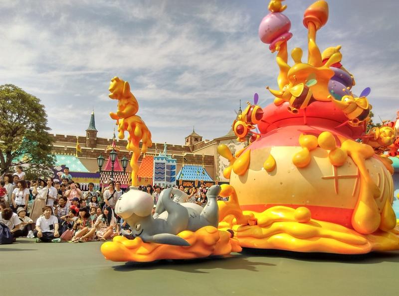 4,5 jours au coeur de la magie à Tokyo Disney Resort juin 2016 - Page 5 Imag0452
