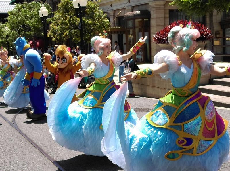 4,5 jours au coeur de la magie à Tokyo Disney Resort juin 2016 - Page 7 Imag0720