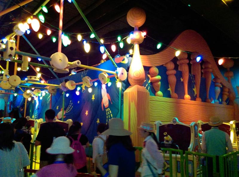 4,5 jours au coeur de la magie à Tokyo Disney Resort juin 2016 - Page 7 Imag0726