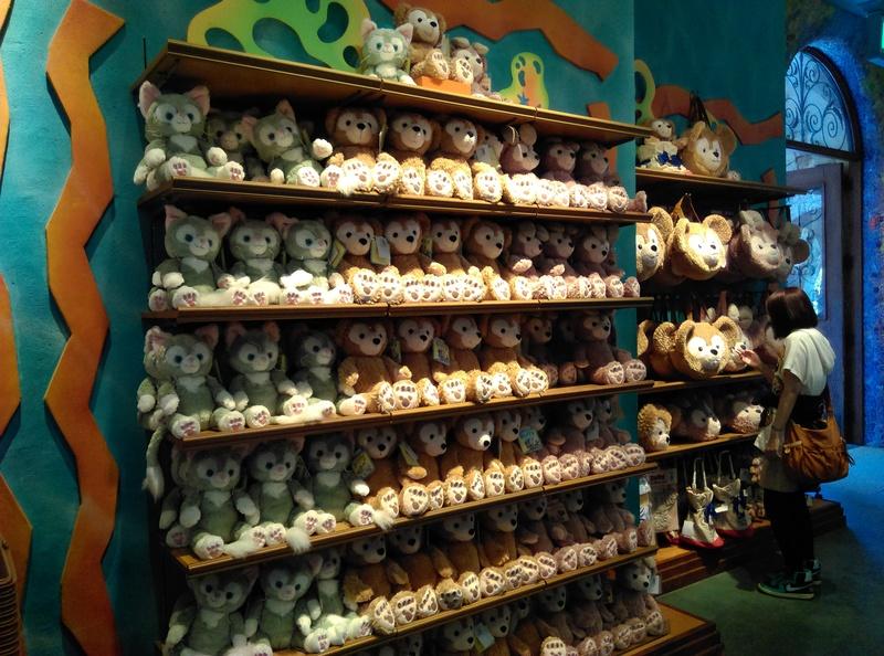 4,5 jours au coeur de la magie à Tokyo Disney Resort juin 2016 - Page 7 Imag0813