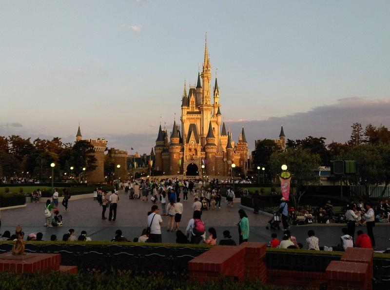 4,5 jours au coeur de la magie à Tokyo Disney Resort juin 2016 - Page 7 Imag0834