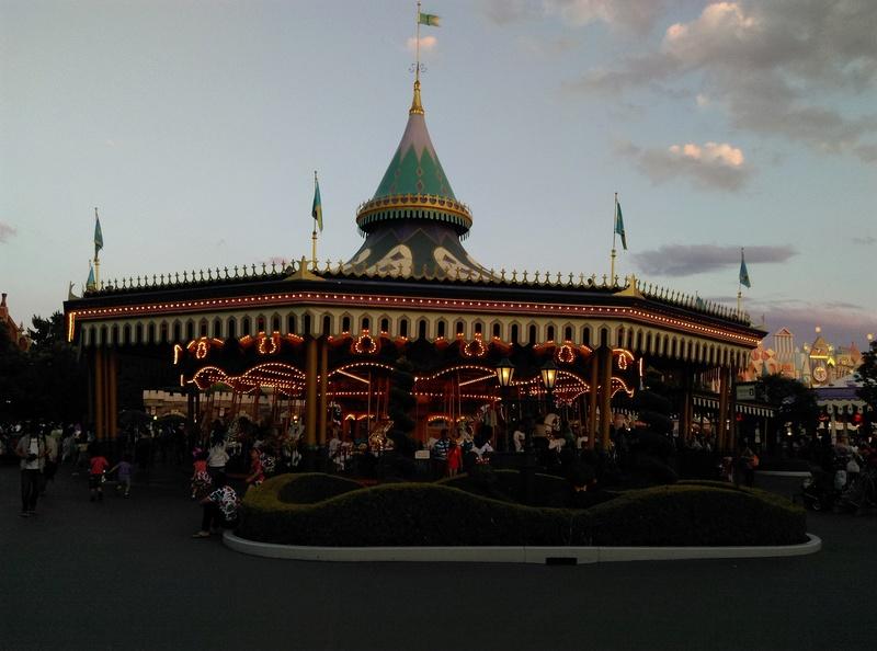 4,5 jours au coeur de la magie à Tokyo Disney Resort juin 2016 - Page 7 Imag0838