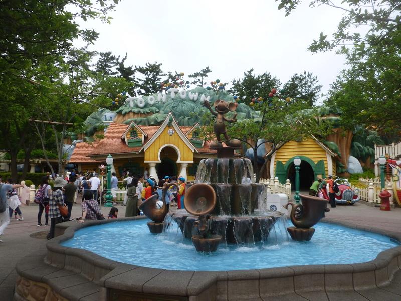 4,5 jours au coeur de la magie à Tokyo Disney Resort juin 2016 - Page 5 P1070711