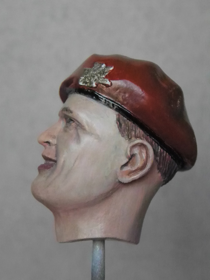 BRITISH PARATROOPER WWII  - Sovereign 2000 - 1/9 P3040111