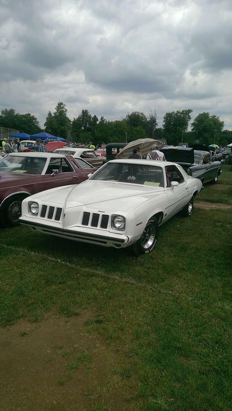 Representing G3 at Kimberton, PA car show Imag2118