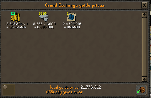 Finished opening 5k eclectic implings. :D Total10