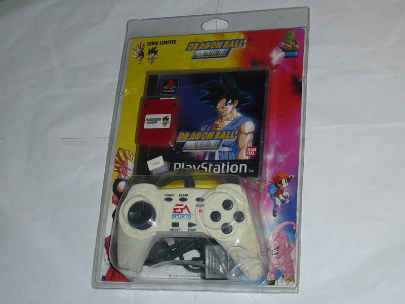 Recherche Pack Playstation 1 sous blister rigide Disney P1250214