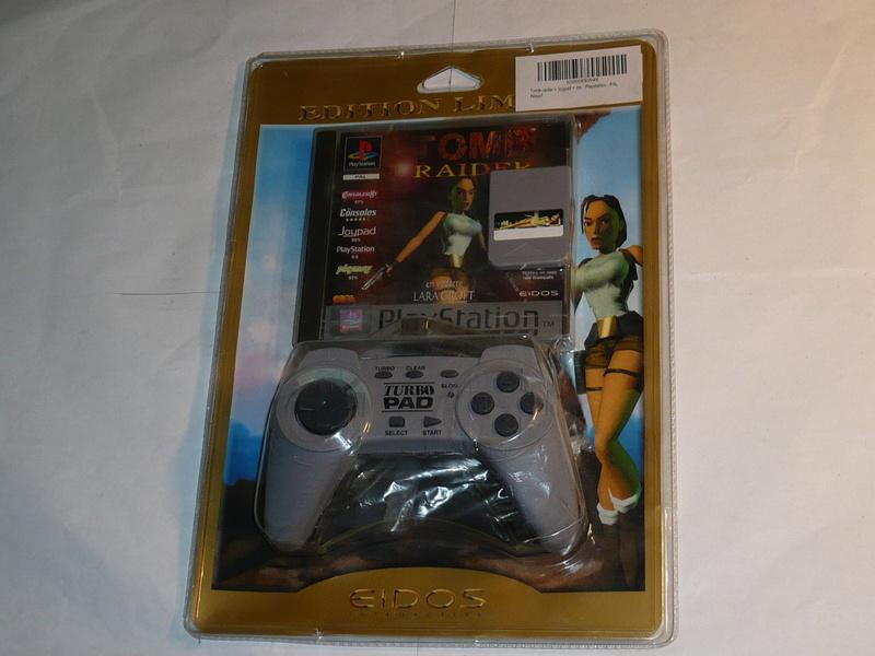 Recherche Pack Playstation 1 sous blister rigide Disney P1250311