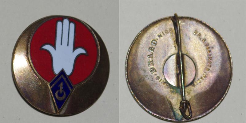 Insignes du 1er régiment de spahi algérien avant 1940 et années 50/60 -ALPINS1 1_rsa_10